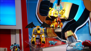 Transformers News: Toy Fair 2017 - Transformers: Rescue Bots Toys Video #TFNY #HasbroToyFair