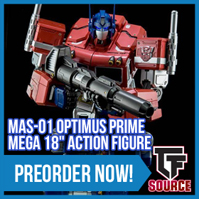 Transformers News: TFsource Weekend Update! Titans Return Restock, UT Ragnaros Combiner, Zeta Toys, TF Legends & More!