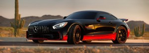 Transformers: The Last Knight Drift Mercedes AMG GT R Mode Revealed