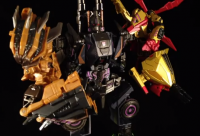 Transformers News: Video Review: Takara Tomy Transformers Generations: Fall of Cybertron Combaticons