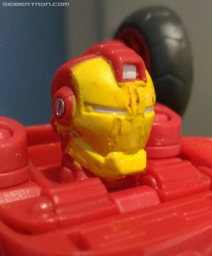 Transformers News: Pictorial Review of Unproduced Transformers Crossovers Iron Man