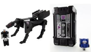 Transformers News: Takara Tomy Transformers Legends Jaguar and Bullhorn Revealed