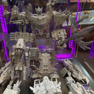 Transformers News: Transformers Selects Series King Poseidon Combiner and Individuals Full Reveal