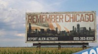 "Transformers News: ""Remember Chicago"" Transformers 4 Billboard"