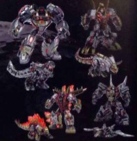 Transformers News: Upcoming Transformers: Fall of Cybertron DLC Packs Dinobot Destruction and Massive Fury