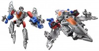Transformers News: Video Review: Transformers Constructbots Starscream