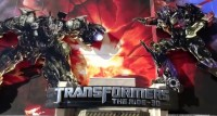 """Video from Universal Studios Hollywood Transformers: The Ride 3D's """"Soft"""" Opening"""