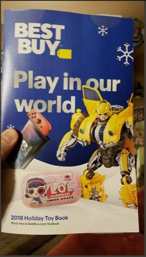 Best Buy to Sell Transformers