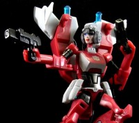 New Images of Toyzz Unlimited ARX-01 Polaris Arcee Add-On