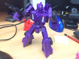 Transformers News: Pictorial Review of Transformers Titans Return Full Tilt (Trypticon Set)