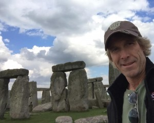 Transformers News: Micheal Bay Built a Second Stonehenge to Blow Up for Transformers: The Last Knight