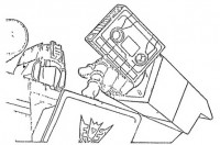 Transformers News: Ark Addendum Update - Rumble's Transformation Sequence & Animated Cheetor's Badge