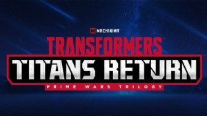Transformers News: #Hascon 2017 Machinima Transformers Titans Return Information: 11 Episodes, Overlord, Trypticon