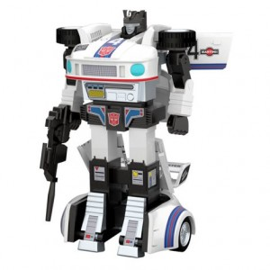 Image of Hallmark Transformers G1 Jazz Christmas Ornament