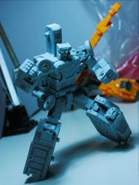 More Images of 3rd Party TFClub's Hook