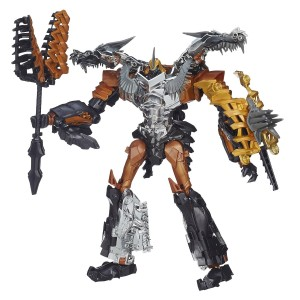 Transformers News: Transformers: Age of Extinction Leader Optimus Prime and Grimlock Pre-Orders