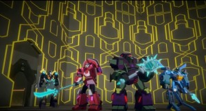 "Transformers Cyberverse Episode 8 ""The Citizen"" and Episode 9 ""The Trial"" Available on YouTube"