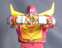Transformers News: Video Reviews of Masterpiece MP-09 Rodimus Prime