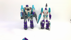 Video Reviews for Transformers Power of the Primes Jazz, Slug, Swoop, Dreadwind