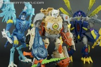 Transformers News: New Galleries: Beast Hunters Deluxe Class Wave 3