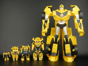 New Gallery: Robots In Disguise Super Bumblebee