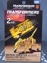 Transformers News: Device Label Cheetor Software Fix