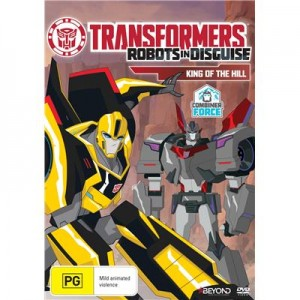 Season 3 Transformers: Robots In Disguise First Episodes on Home Release in Australia