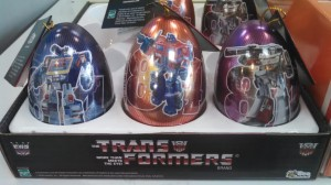 G1 Transformers Themed Easter Eggs