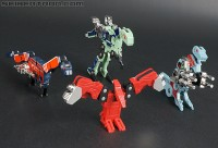 Transformers News: New Toy Galleries: KO Noizu, Gurafi, Dairu, & Zauru