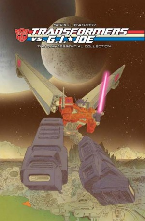 Transformers News: Transformers GI Joe Quintessential Collection SDCC 2019 Exclusive Signed Limited Edition Hardcover