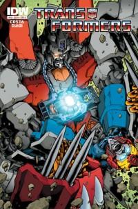 Transformers News: IDW Publishing - November 2010 Transformers Comic Solicitations