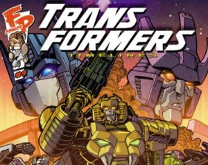 Transformers Timelines Issue 9 Now Available