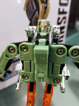 Transformers News: In-Hand Images of #HasbroSDCC Exclusive Dairu & Uruaz Dino Cassettes