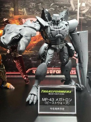 Transformers News: Takara Tomy Transformers MP-43 Beast Wars Megatron Revealed