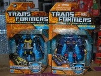 Transformers News: In Package Images of Reveal the Shield Demolition Rumble and Downshift