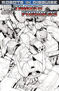 Transformers News: Transformers: Robots in Disguise #2 Seven Page Preview