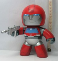 Images of Mighty Muggs - G1 Ironhide & G1 Prowl