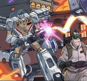 Transformers News: Transformers x Ghostbusters Issues 1, 2, 4 and 5 Covers Revealed