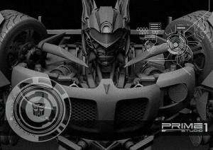 Transformers News: Prime 1 Studio Museum Movie Jazz Teaser