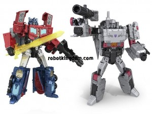 Transformers News: Robot Kingdom Newsletter #1350