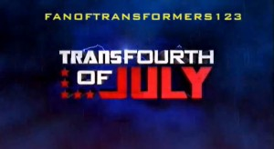 Sneak Peek at Transformers: Robots In Disguise on Transfourth of July