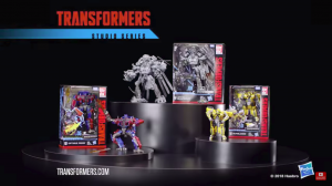 New Commercial for Transformers Studio Series Line