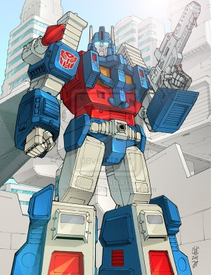 Transformers News: Generations Leader Ultra Magnus Rumored to be on the way?