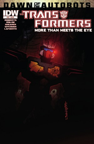Transformers News: IDW Transformers: More Than Meets the Eye #33 Preview