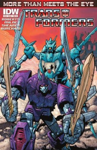 Transformers News: Transformers More Than Meets the Eye #19 Review