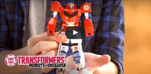 Transformers News: Robots in Disguise (2015) Combiner Force toys TV Commercial