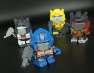 New Galleries: The Loyal Subjects Transformers Series 1