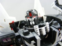 Robot Mode Images of Fansproject Shadow Scyther Armor