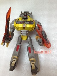 Transformers News: First Look at Platinum Edition Grimlock?