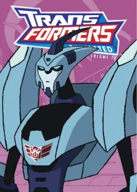 Transformers Animated Vol. 13 - Five Page Preview